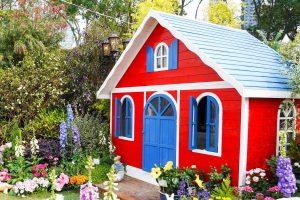 Gartenhaus parifizieren